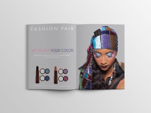 Fashion Fair 'We've Got Your Color' Campaign